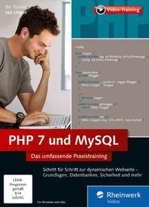 Kurs Cover: PHP 7 und MySQL: Das umfassende Praxistraining