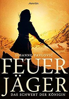 Buch Cover für Feuerjäger 3