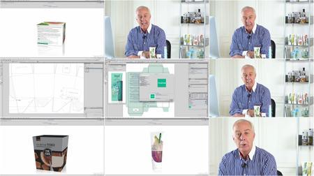 Vorschau: Video2Brain - Grundlagen im Verpackungsdesign - Ãœberblick