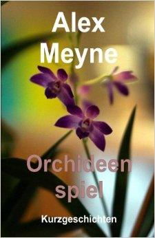 Buch Cover für Orchideenspiel