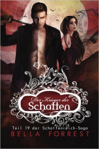 Buch Cover für Das Schattenreich der Vampire 19: Der Krieger der Schatten