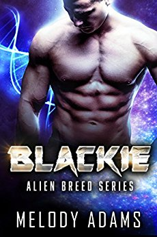 Buch Cover für Blackie (Alien Breed 9.2)
