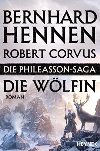 Buch Cover für Die Phileasson Saga - Die Wölfin