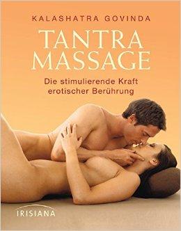 Buch Cover für Tantra Massage: Die stimulierende Kraft erotischer Berührung