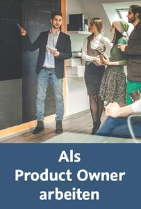 Kurs Cover: Video2Brain - Als Product Owner arbeiten