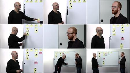Video Kurs Vorschau: Video2Brain - Der Scrum Master – Einsteigerkurs