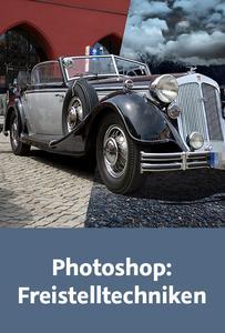 Kurs Cover: Video2Brain - Photoshop: Freistelltechniken