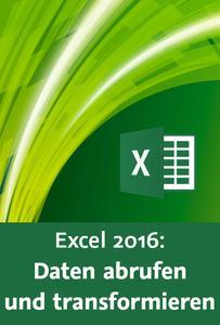 Kurs: Video2Brain - Excel 2016: Daten abrufen und transformieren