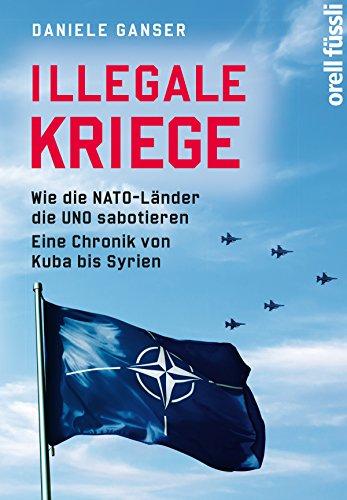 Buch Cover für Illegale Kriege