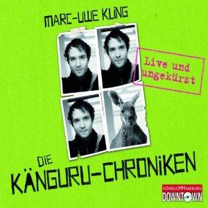 Hörbuch Cover für Die Känguru-Chroniken