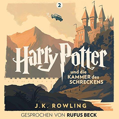 Hörbuch Cover für Harry Potter und der Stein der Weisen: Gesprochen von Rufus Beck Harry Potter 1