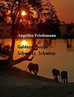 Buch Cover für Goldene Sonne - Schwarze Schatten