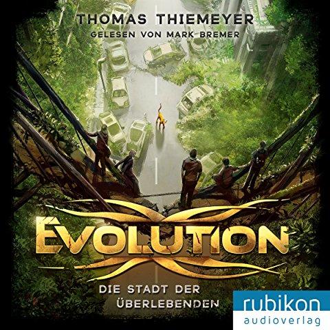 Hörbuch Cover für Der Turm der Gefangenen Evolution 2