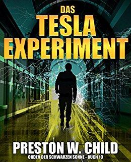 Buch Cover für Das Tesla Experiment (Orden der schwarzen Sonne 10)