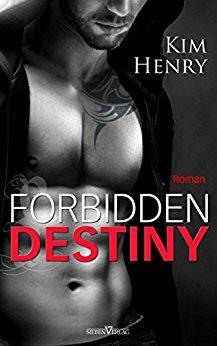 Buch Cover für Forbidden Destiny