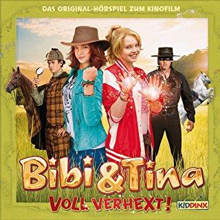 Hörbuch Cover für Bibi & Tina - Mädchen gegen Jungs