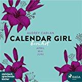 Hörbuch Cover für Verführt Calendar Girl 1 - 3
