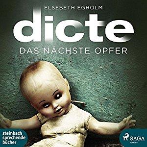 Hörbuch Cover für Das nächste Opfer Dicte Svendsen Krimi 2