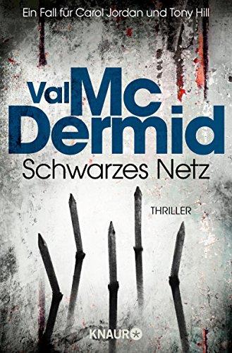 Buch Cover für Schwarzes Netz