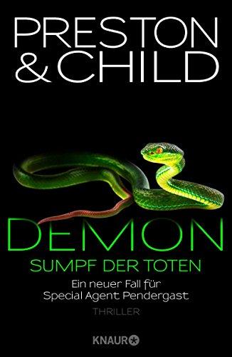 Buch Cover für Demon - Sumpf der Toten