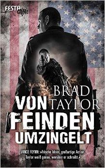 Buch Cover für Von Feinden umzingelt