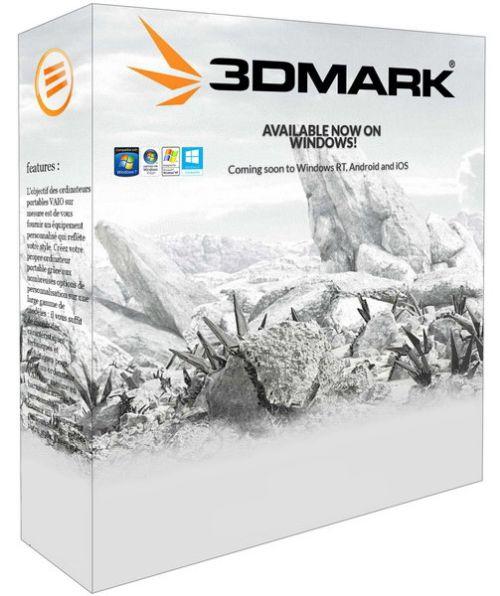 Futuremark 3DMark 2.4.4163 Professional Edition [ZAREJESTROWANA WERSJA]
