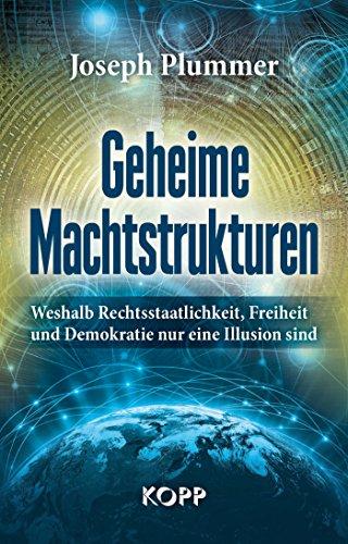 Buch Cover für Geheime Machtstrukturen
