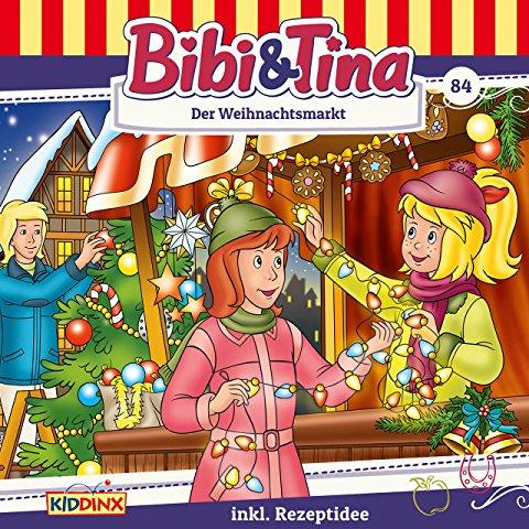 Hörbuch Cover für Freddy verliebt sich Bibi & Tina 83