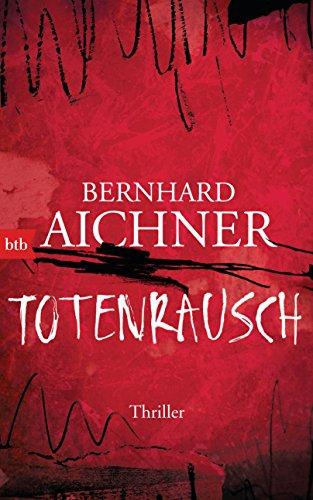 Buch Cover für Totenrausch