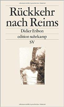 Buch Cover für Rückkehr nach Reims (edition suhrkamp)