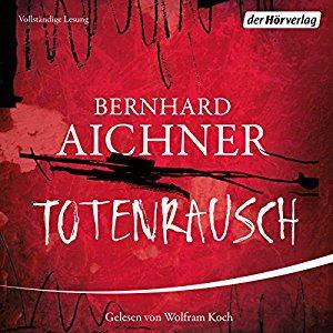 Hörbuch Cover für Totenrausch Bestatterin Brunhilde Blum 3
