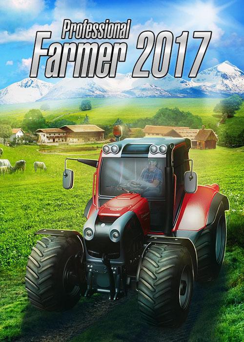 Professional Farmer 2017 - Cattle and Cultivation (2016) SKIDROW / Polska wersja językowa