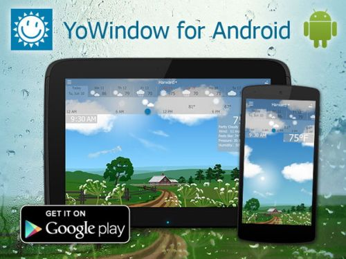 YoWindow Weather 2.3.3 [.APK][Android]