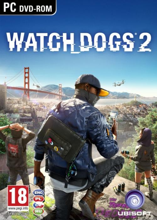 Watch Dogs 2 (2016) CPY / Polska Wersja Językowa