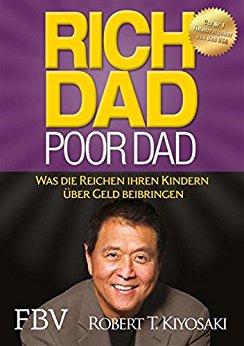 Buch Cover für Rich Dad Poor Dad