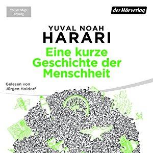 Hörbuch Cover für Eine kurze Geschichte der Menschheit