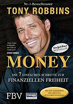 Buch Cover für Money