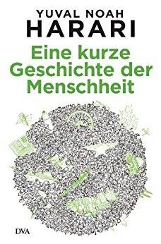 Buch Cover für Eine kurze Geschichte der Menschheit