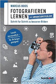 Buch Cover für Fotografieren lernen mit marcusfotos.de