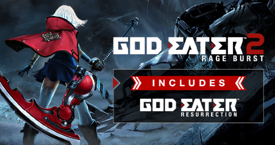 God Eater 2 Rage Burst Special Edition Upgrade MULTi6 – ShadowEagle