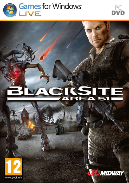 Re: BlackSite: Area 51 (2007)
