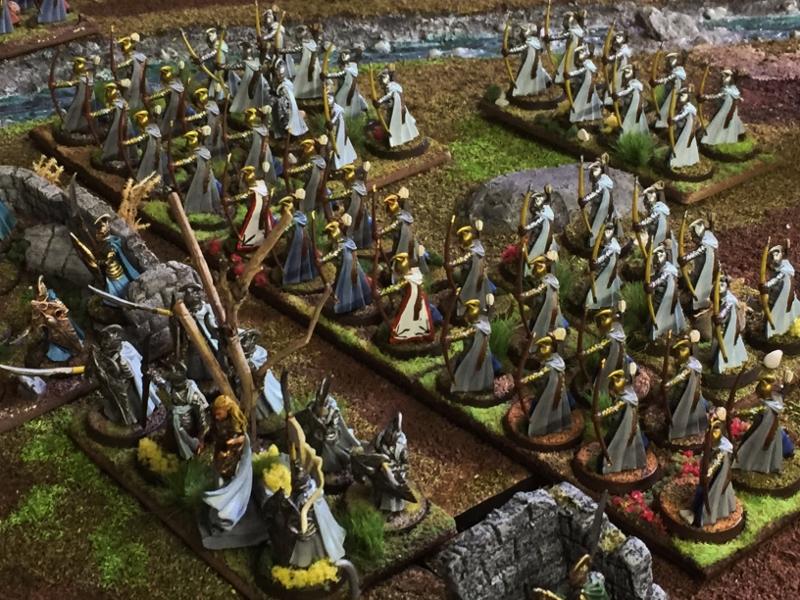 Aragorn et les 5 Armées - Armée de Mirkwood Update 5iwmbq4t