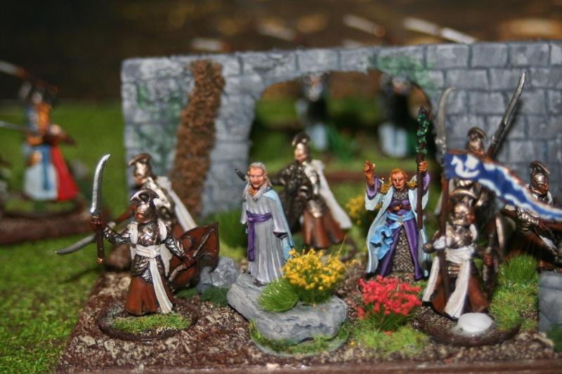 Aragorn et les 5 Armées - Armée de Mirkwood Update 8byzgc6c