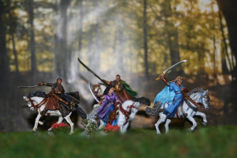 Aragorn et les 5 Armées - Armée de Mirkwood Update 8duhr6lm