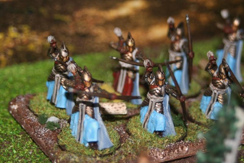 Aragorn et les 5 Armées - Armée de Mirkwood Update 9fb2bsru