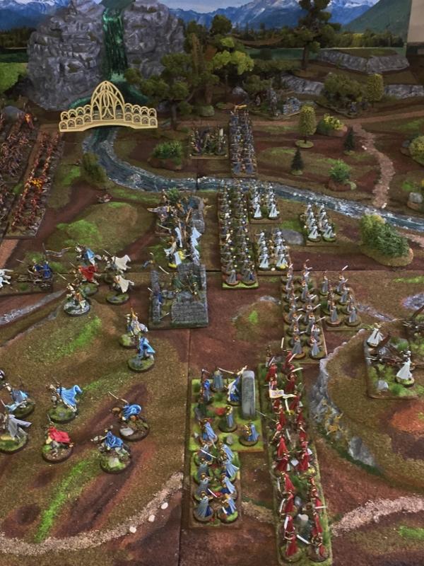 Aragorn et les 5 Armées - Armée de Mirkwood Update 9rucydln