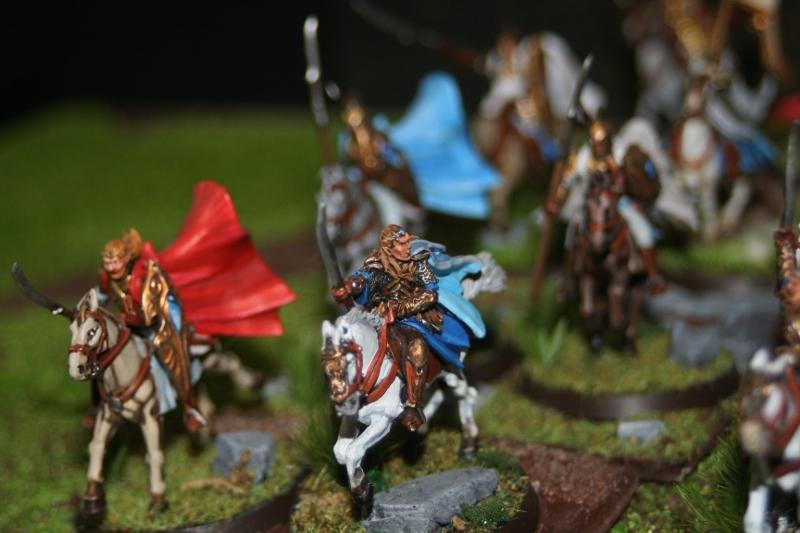 Aragorn et les 5 Armées - Armée de Mirkwood Update Iokhmlde