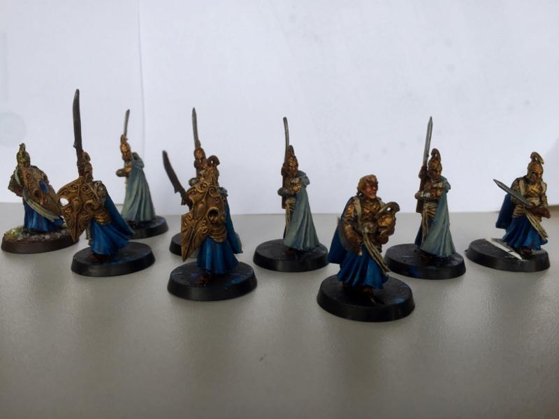 Aragorn et les 5 Armées - Armée de Mirkwood Update Oaqmuvpv