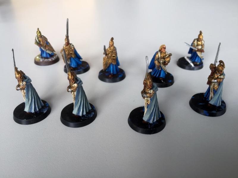 Aragorn et les 5 Armées - Armée de Mirkwood Update Q9a9uorc