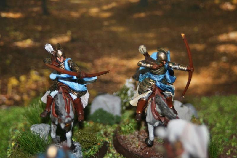Aragorn et les 5 Armées - Armée de Mirkwood Update T6hris2t